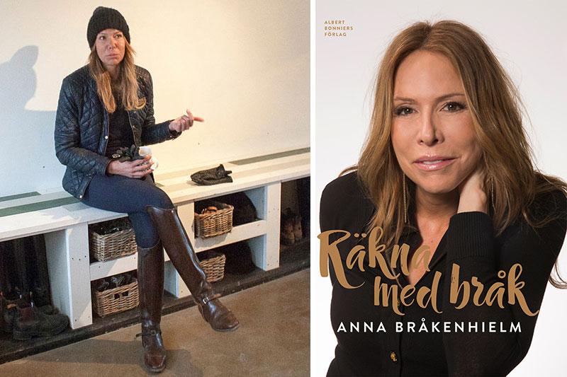 Boktips: Anna Bråkenhielm talar till punkt