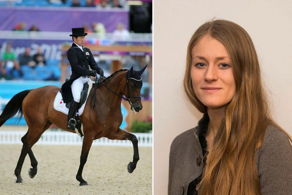 OS-häst till Ebba Adnervik