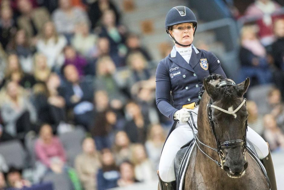 Lördagens dressyrresultat – Paulinda Friberg GP-vinnare