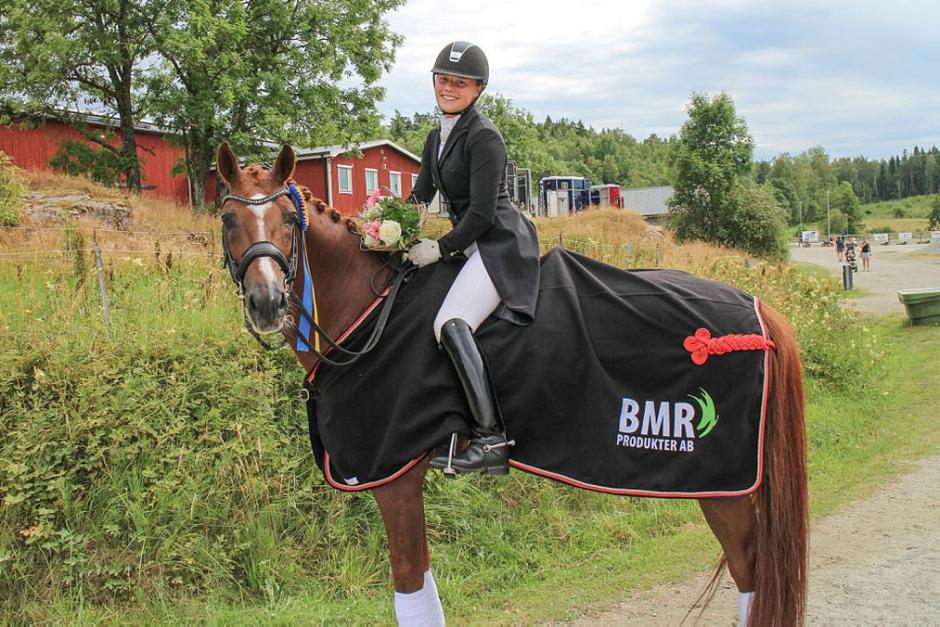 Två GP-placeringar för Beata Söderberg