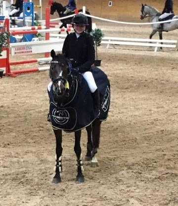 Cornelia Wallenborg tillbaka – vinst efter skadan