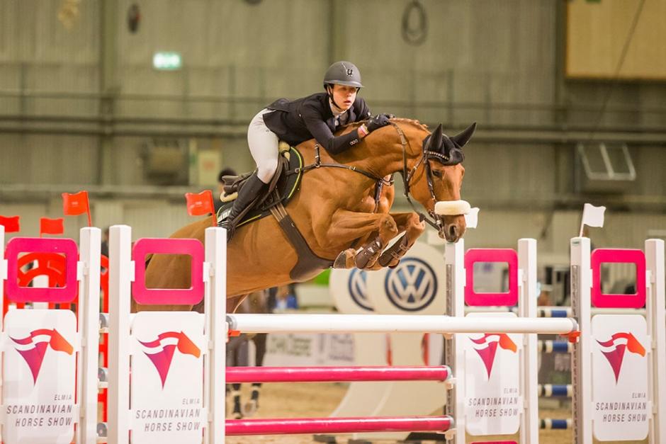 Elmia Scandinavian Horse Show är igång