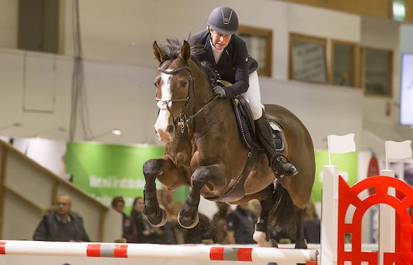 Mia Granström bäst i amatörernas andra omgång