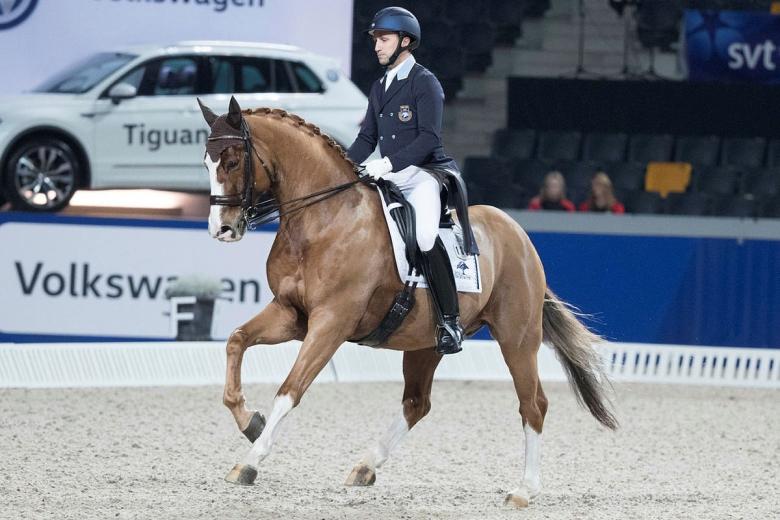 Sweden International Horse Show Friends Arena