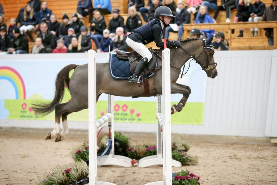De säkrade årets första nationella ponnyseger