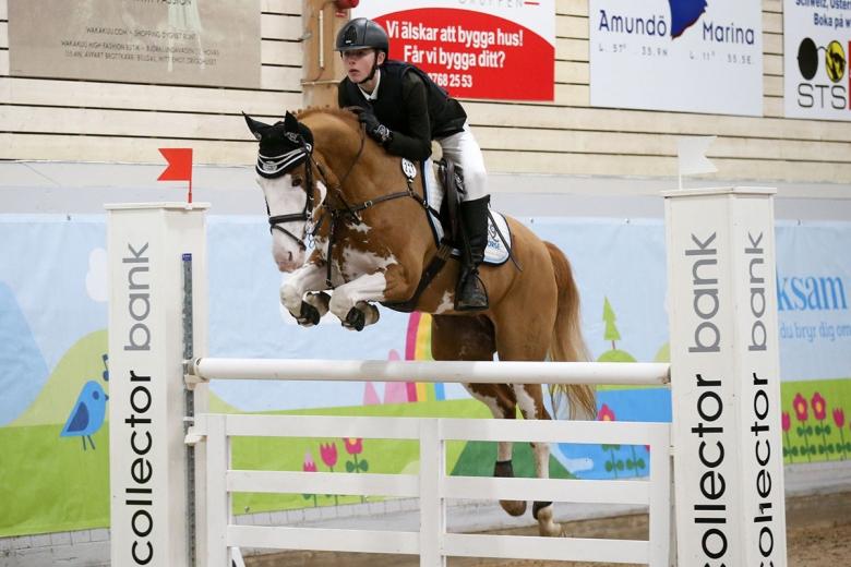 SM ponnyhoppning Billdal