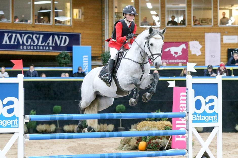 Ponnyryttarna till Falsterbo presenterade