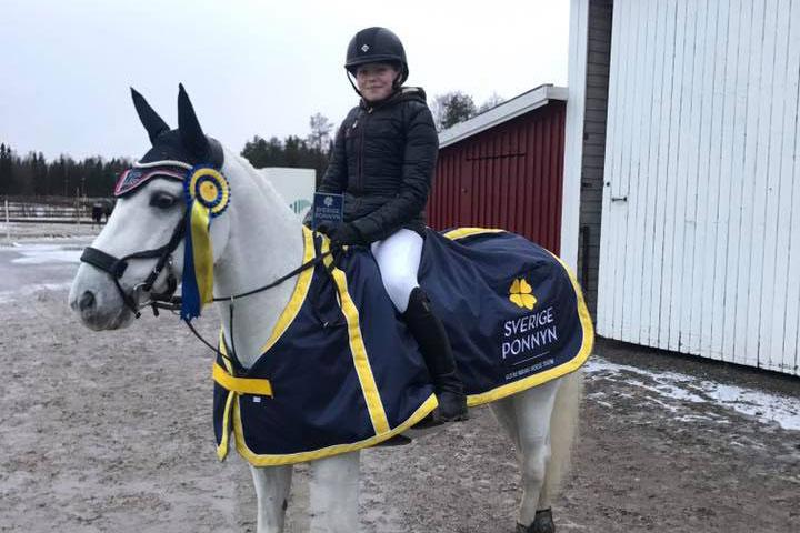 Maja Larsson till Scandinavium
