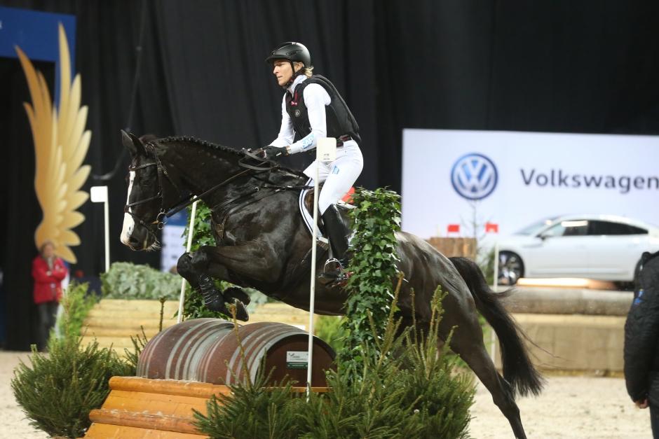 Klimke visade inomhusklassen i Stuttgart