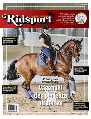 Tidningen Ridsport