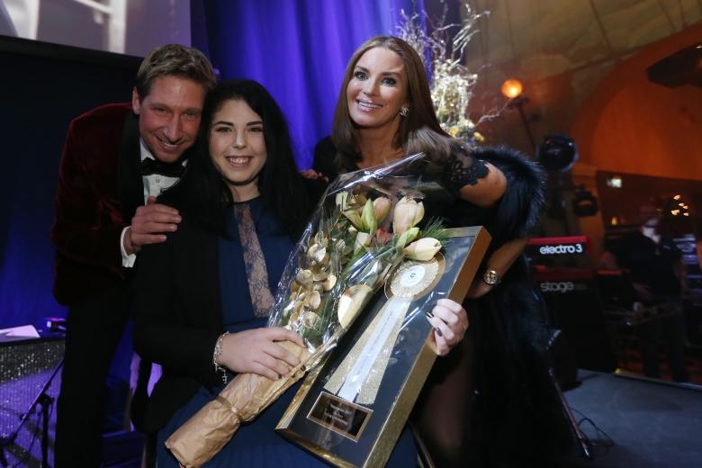Årets kämpe, ryttargalan 2017