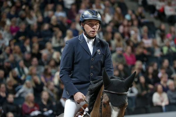 Peter Eriksson 1,45-vinnare på Grevagården
