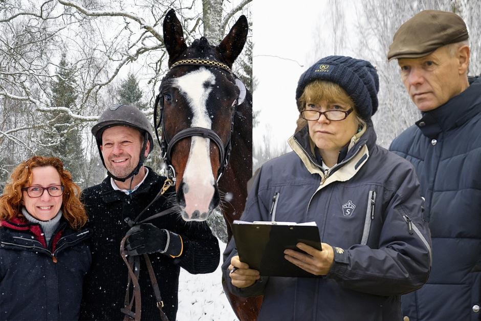 Rådgivande bedömning i snöigt Tenhult