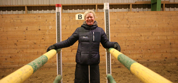 Bidegård ny landslagsledare för ponny och children