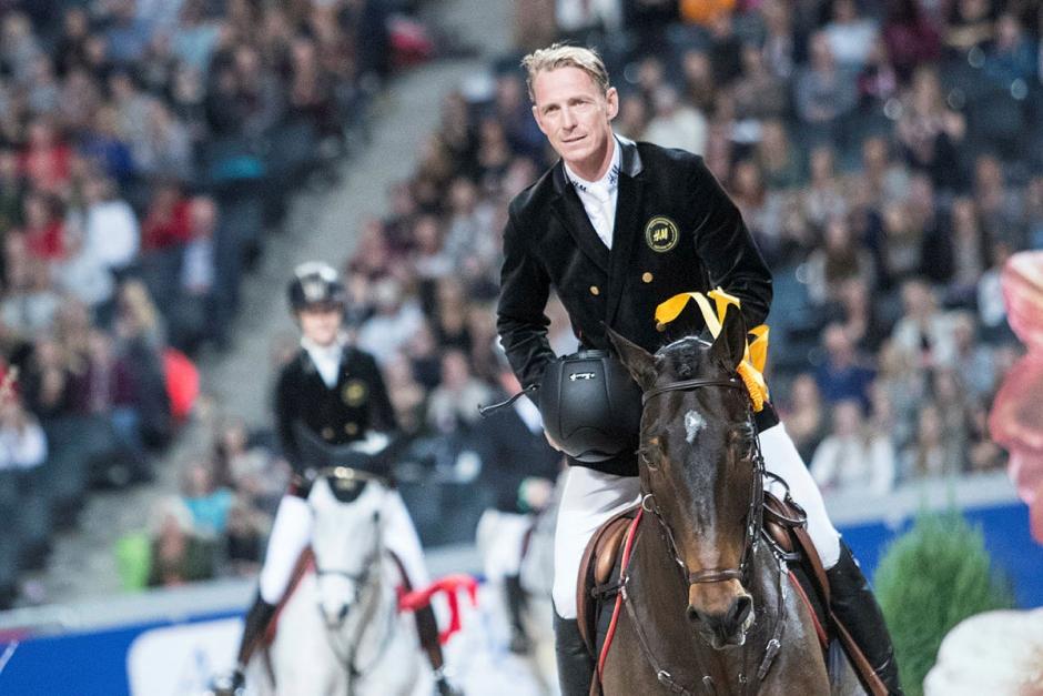 Peder Fredricson bästa svensk i Genève