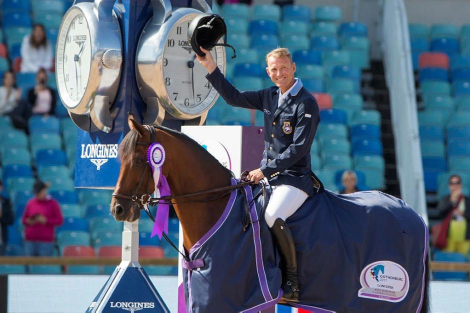 Ryttarnas hästval i Top-10-finalen