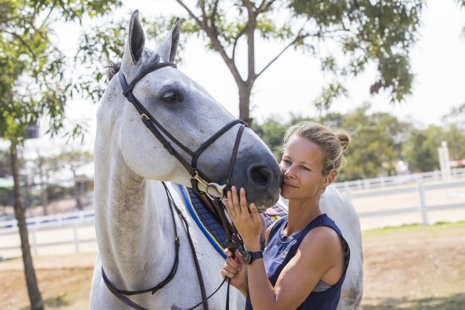 Malins OS- och EM-häst ska säljas