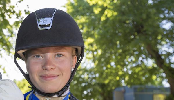 Evelina Söderström vinnare i Holland
