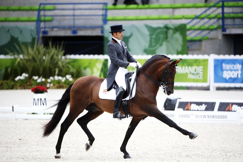 Bara PRE/CDE-hästar under spansk flagg på UVM nästa år