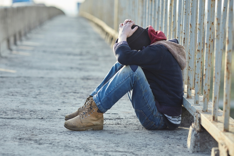 Malin och Peder bland många som står upp för ensamkommande