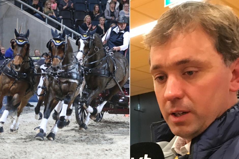 """Fredrik Persson: """"En trotjänare som har betytt så mycket"""""""