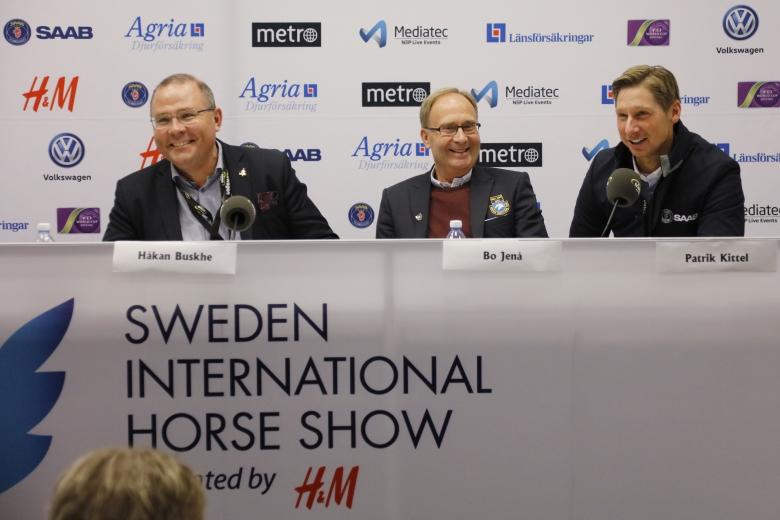 Saab, Presskonferens Den 2 Dec 2017, Sihs