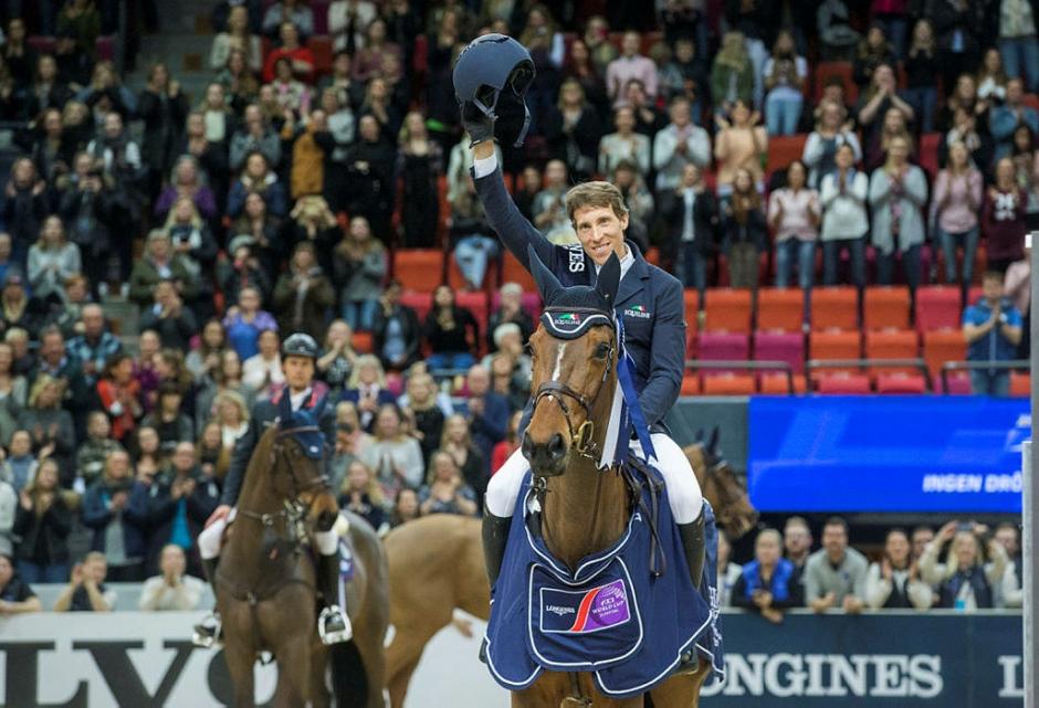 Henrik avancerar igen – Sverige har två ryttare på top-10