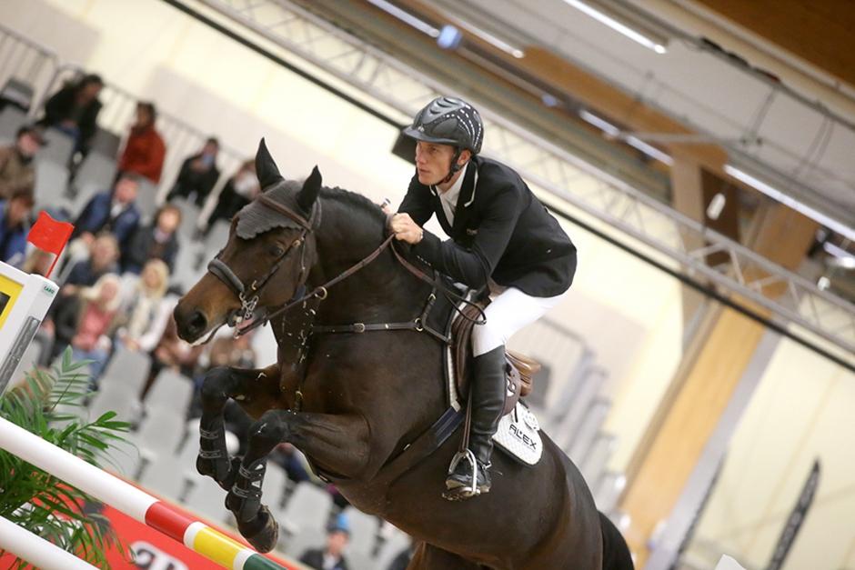 Alexander Zettermans häst såld till OS- och EM-medaljör