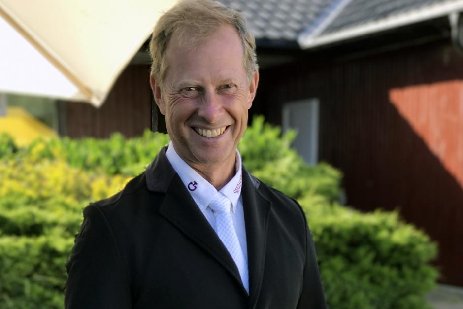 Rolf-Göran enda svensk till årets första femstjärniga