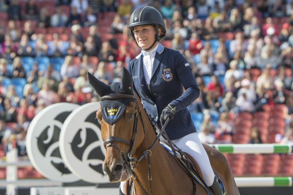 Svenska mästarna inledde året med internationell seger