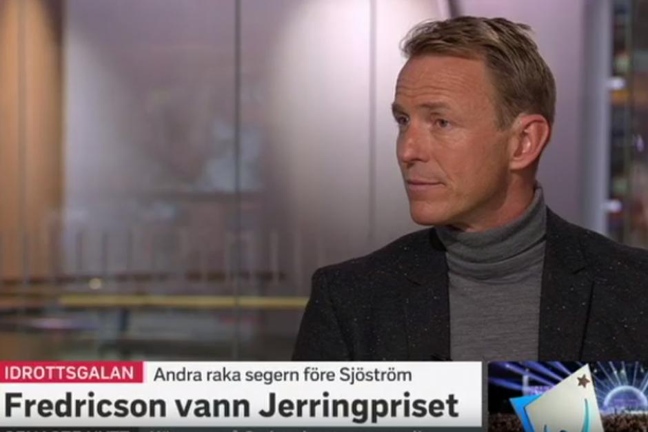 Se Peder i SVT:s Morgonstudion – hela klippet här