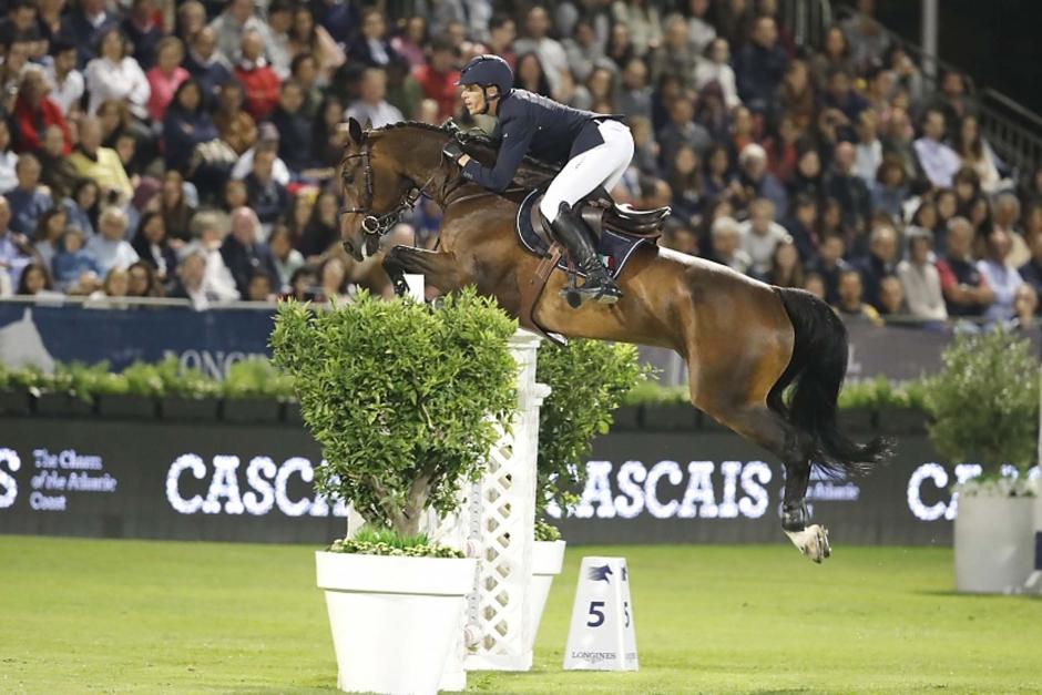 Henrik på hugget igen – seger i Dubai