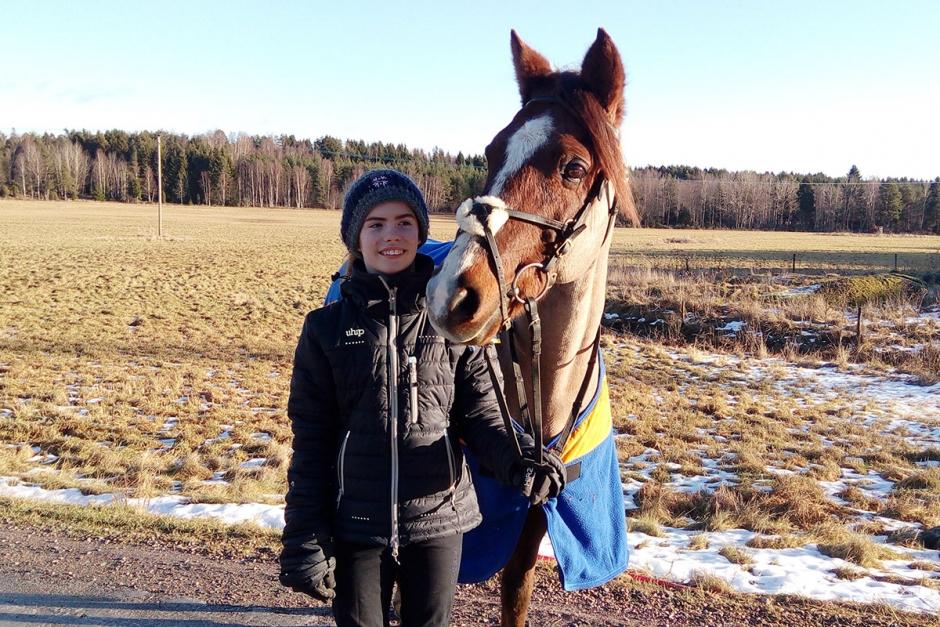 Efter tre Svensson-systrar har Sputnik bytt familj