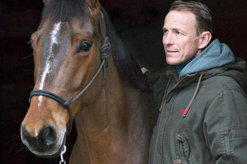 """Peder: """"Kärleken till hästar har hela tiden varit mitt driv"""""""