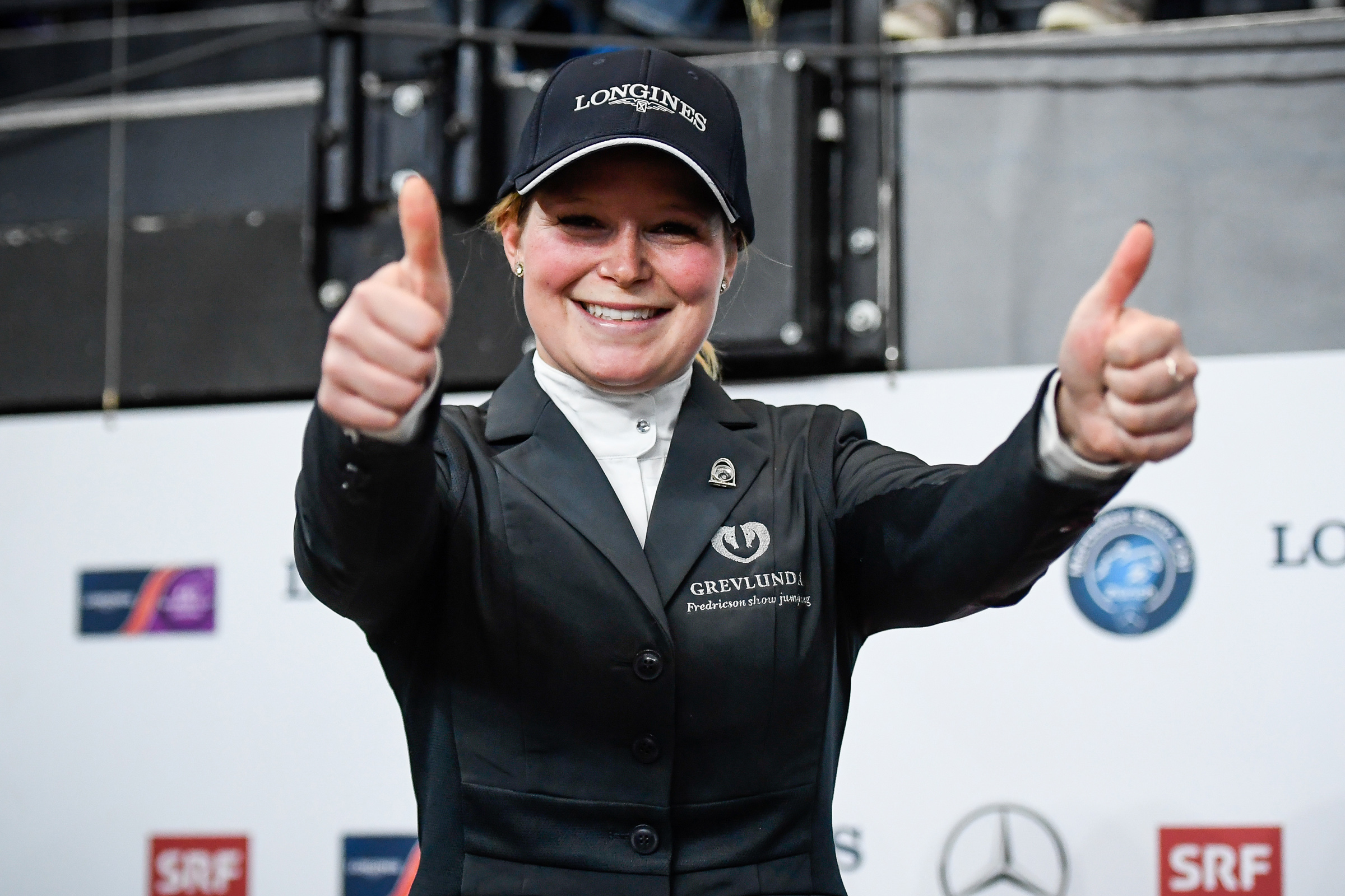 Longines Fei World Cup Jumping™ Zurich