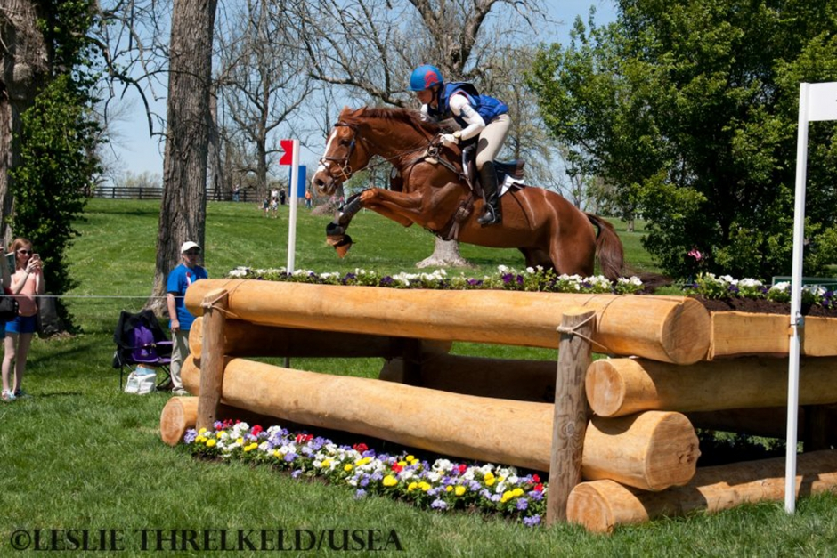Fälttävlanshäst dog mellan hinder på tävling