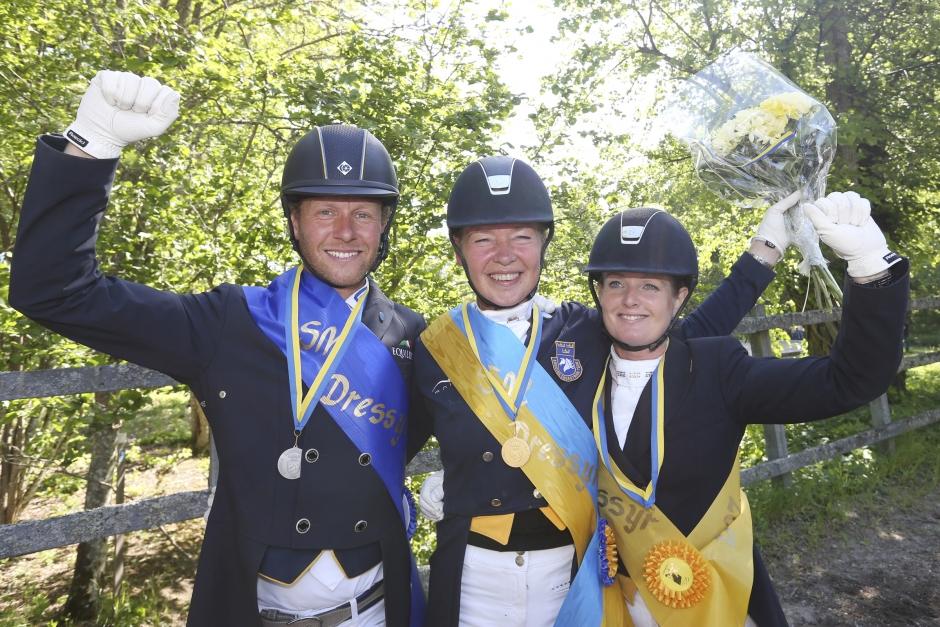Sju svenskar rider världscupkvalet på GHS