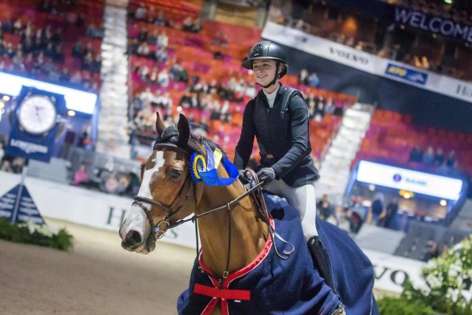 EM-medaljören Cora flög hem segern i Morgondagens vinnare