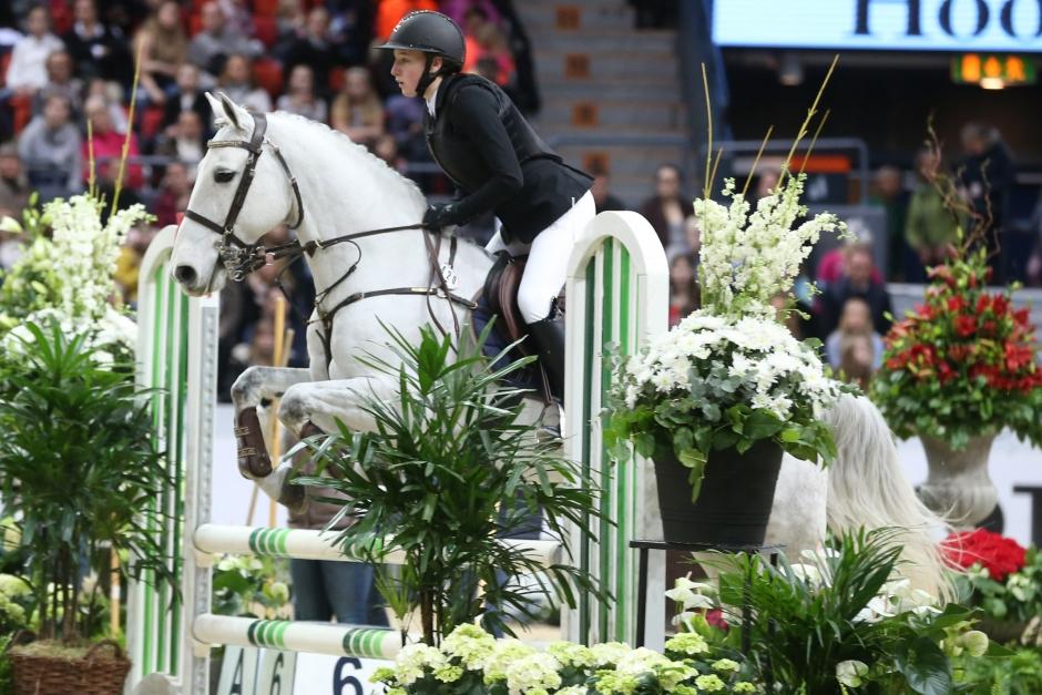 Philippa och hennes busiga prins vann Sverigeponnyn 2018