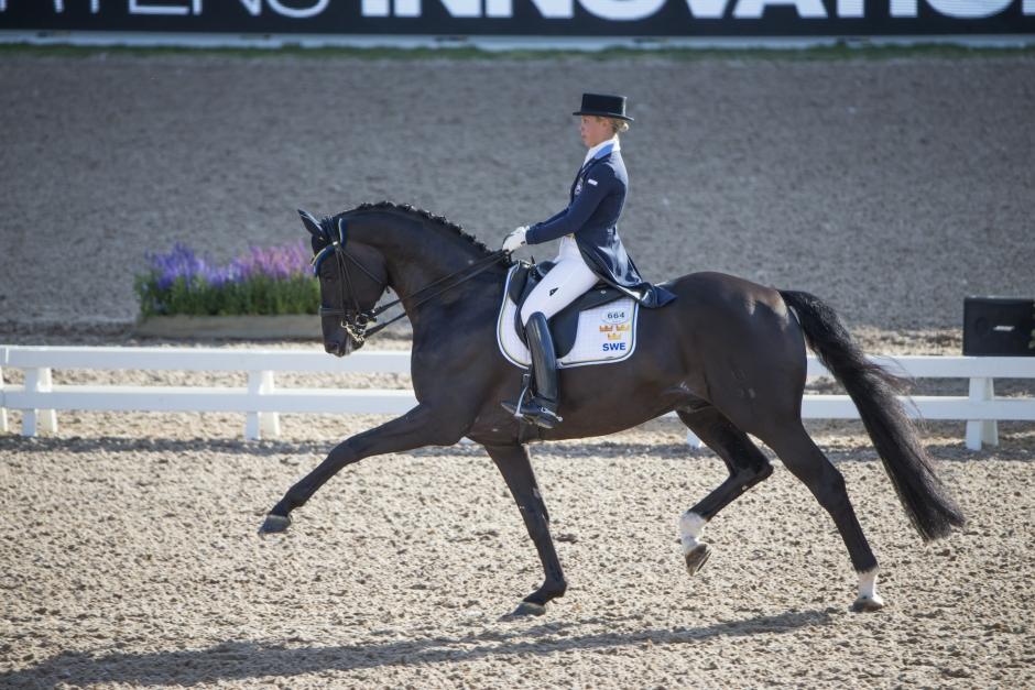 Nilshagen fyra i Grand Prix Special