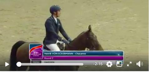 Se Henrik von Eckermanns vinnande omhoppning