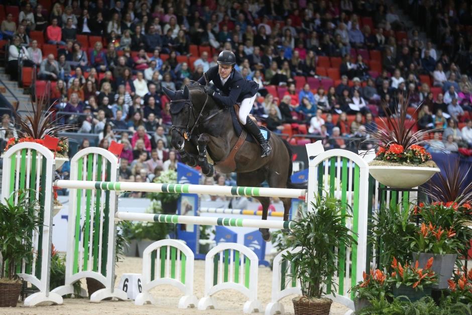 Så sänds Gothenburg Horse Show