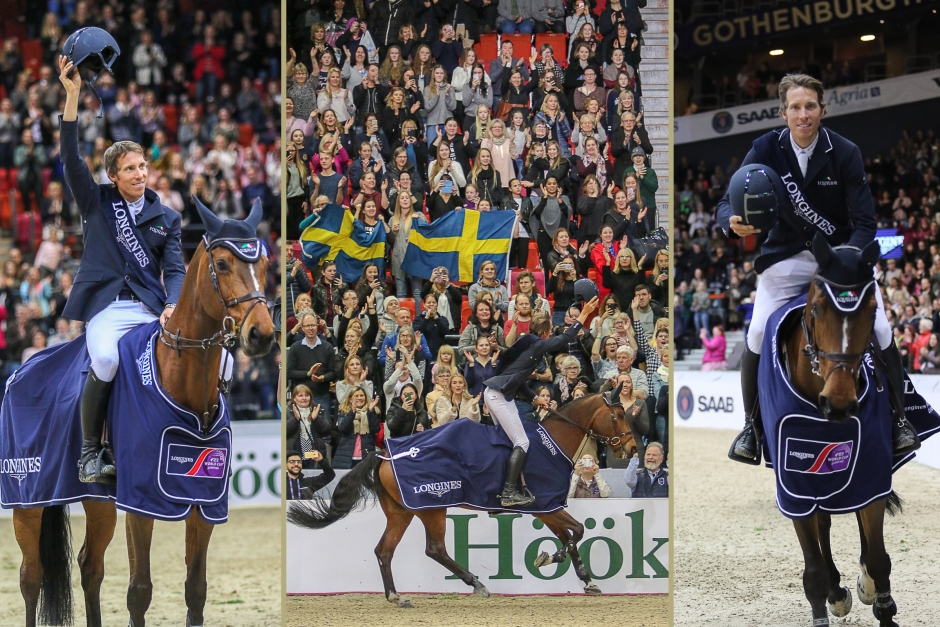 BILDSPEL: Europafinalen i bilder