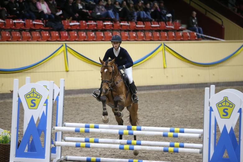 180303 Viking Hästak Jennifer Fogh Pedersen Roland Thunholm A74q0036