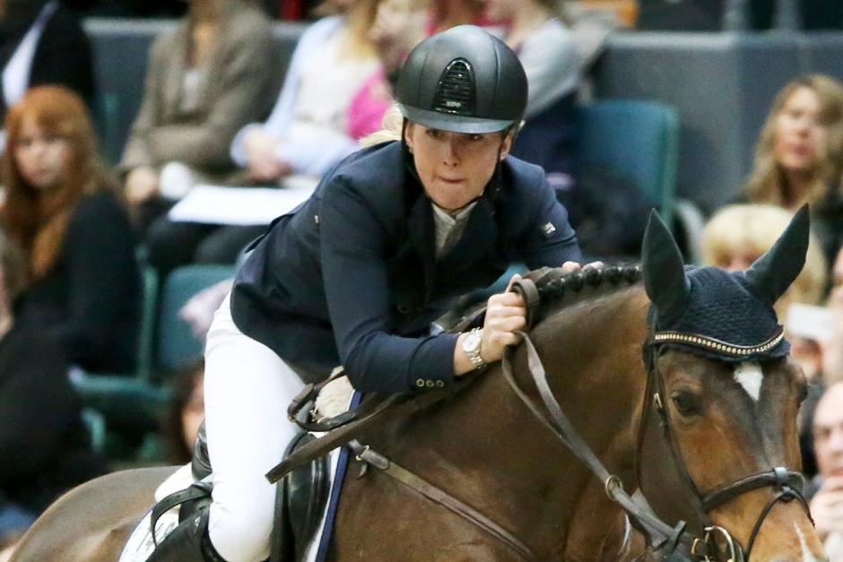 Nicole Persson 1,50-placerad i Tyskland