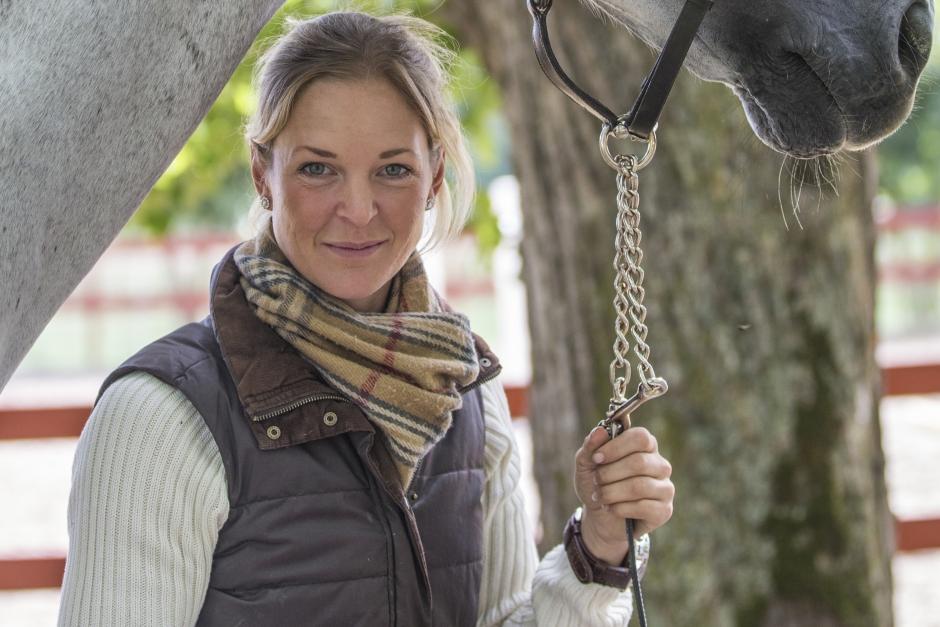Dubbelt upp för Anna Freskgård i säsongspremiären