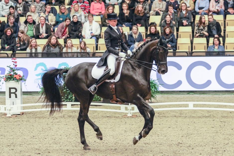 Antonia Ramel fyra i Herning