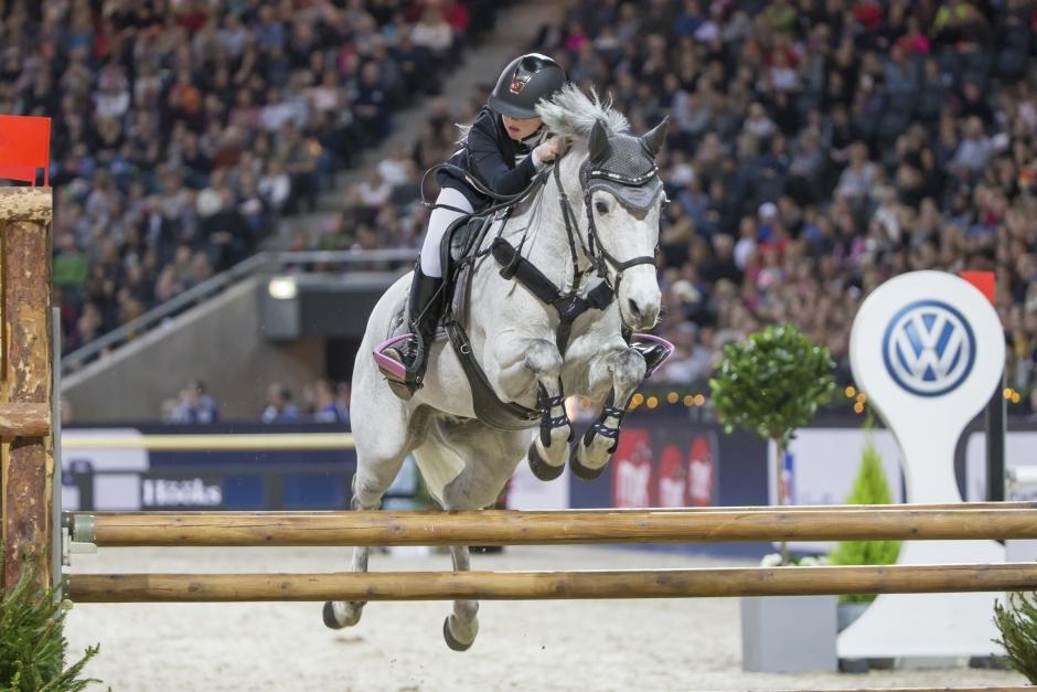 Helgens högsta ponnyklass avgjord i Ljungby
