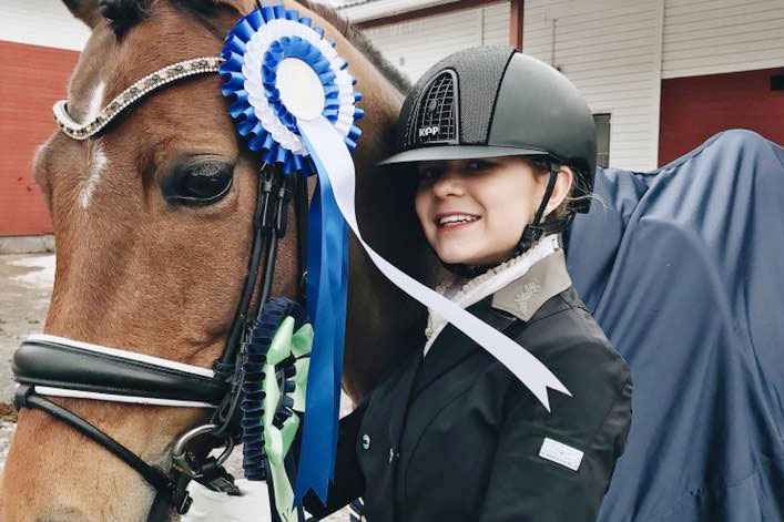 Tindra och Monty vann ponnyküren – kvalsegern gick till Meja Karlsson