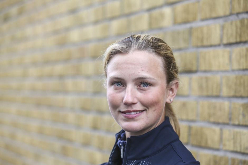 Jonna Ekberg Grand Prix-trea i Belgien